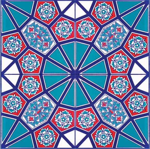 Iznik Design Tiles